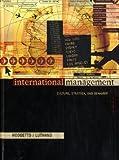 International Management 9780072488548