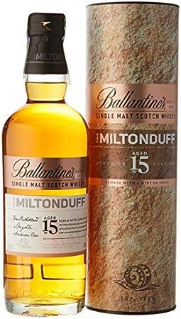 Ballantine's The Miltonduff 15 Years Old Single Malt Scotch Whisky in Gift Box - 700 ml