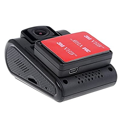 "Blueskysea VIOFO A119 2.0"" TFT LCD Screen Capacitor Novatek 96660 H.264 2K HD 1440p 1296P 1080P Car Dash Camera DVR (A119 with GPS +64GB+Hard Wire) from Blueskysea"
