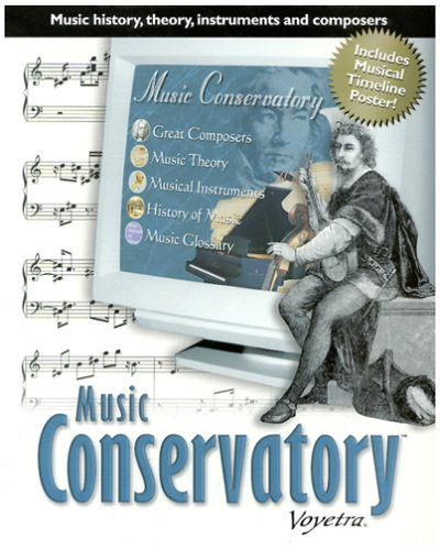 Music Conservatory VTS-4980-100
