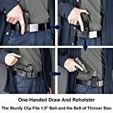 IWB Holster Compatible with Glock 19 19x   Glock 23
