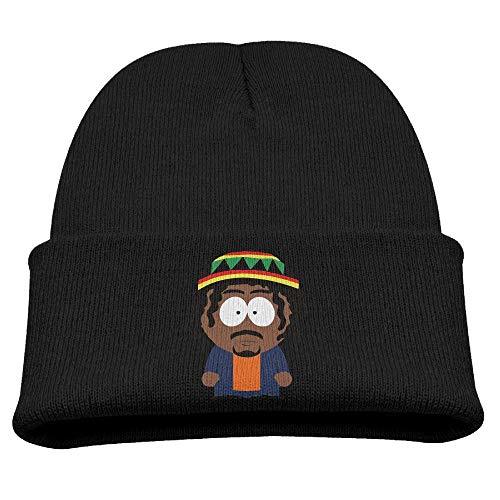 WHROOER Beanie Knit Cap Bob Marley South Park Fashion Child
