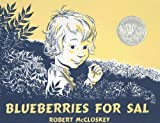 Blueberries for Sal, Robert McCloskey, 1591126940