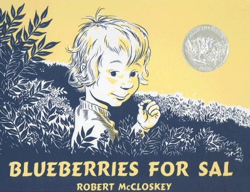 Blueberries for Sal with Hardcover Book s