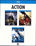 Action: I Am Legend / 300 / Twister [Blu-ray] [Blu-ray] (2008)
