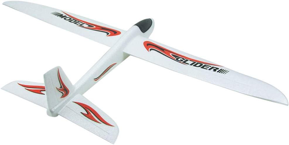 TOYANDONA 1pcs Airplane Toys Glider Plane Flight Model Plane Assemble Flying Toys for Kids Children Outdoor Activities