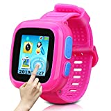 FOROPIOLY Watch for Kids Watch Kids Smart Watch for Kids Watch with Games Camera Alarm Timer...