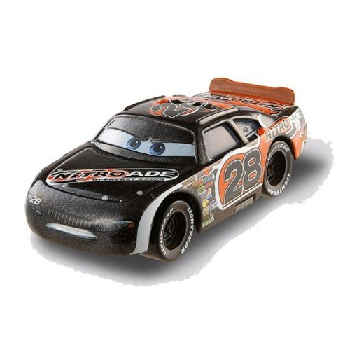 Disney Pixar Cars Piston Cup Die-Cast Nitroade No. 28 #10/18 1:55 Scale ()