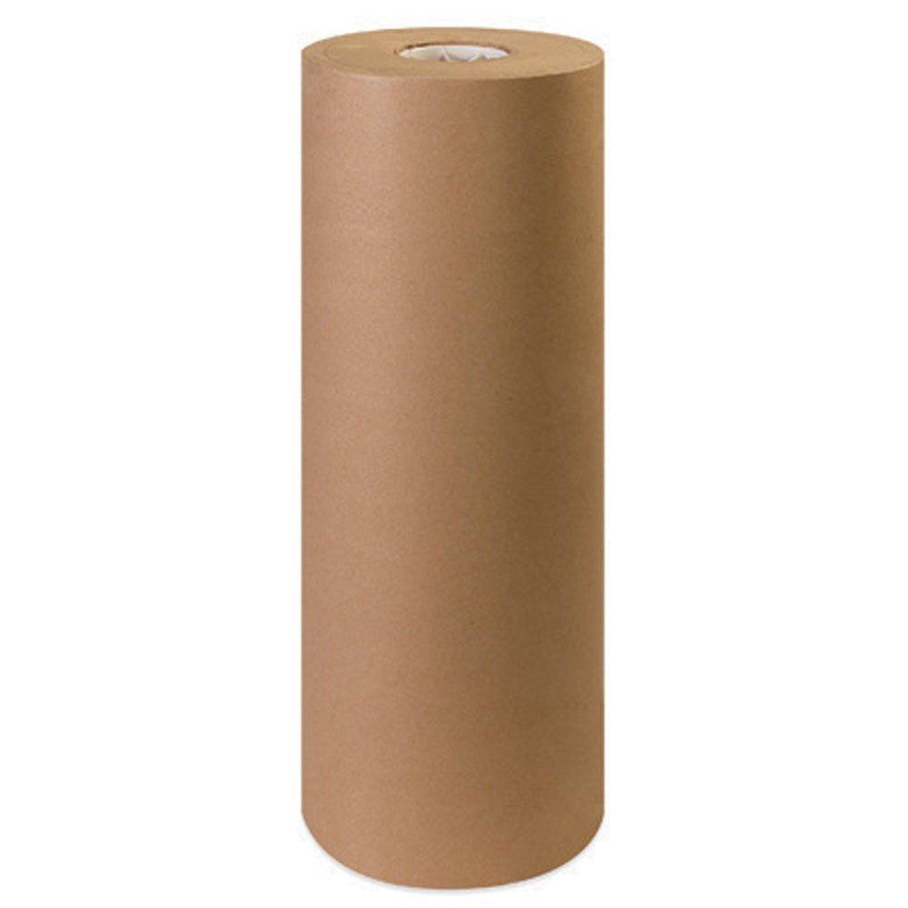 Aviditi KP2430 Fiber 30# Paper Roll, 1200' Length x 24'' Width, Kraft by Aviditi