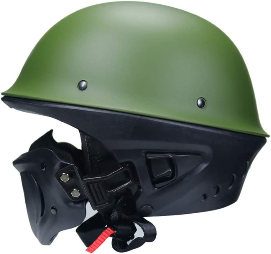 Bells Casque de Moto Noir Mat 1 S Casque de Moto Rogue