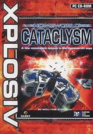 homeworld cataclysm windows 7
