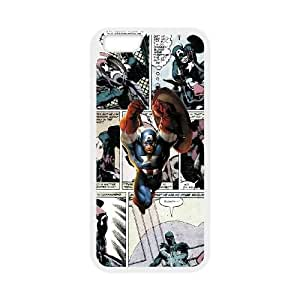 iPhone 6 4.7 Inch Cell Phone Case White Marvel comic ypr