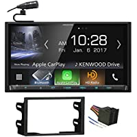 Kenwood DVD Bluetooth Receiver Android/play/Dual USB For 98-01 Volkswagen Golf