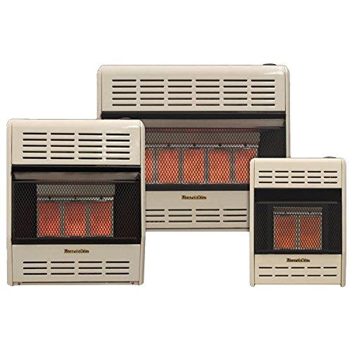 Hearthrite Vent-Free Infrared Gas Heater, Thermostat, Natural, Propane gas (10K BTU, Liquid Propane (LP))