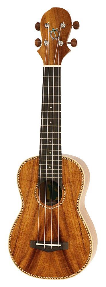 Big Island Ukulele HONU Traditional Series ソプラノ KT-SPS B0716LRQKM ソプラノ|Traditional Series  ソプラノ