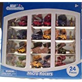 Mighty Wheels Micro Racers 24pack