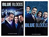 Blue Bloods: Seasons 7-8 DVD