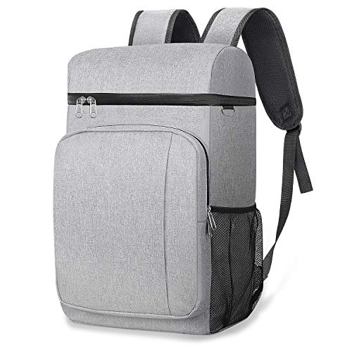 49 Cans Insulated Cooler Backpack
