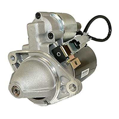 DB Electrical SBO0120 Starter For Nissan Sentra 1.8L 1.8 00 01 02 2000 2001 2002/23300-5M000 / 6-004-AA0-004/12 Volt, CW Rotation: Automotive