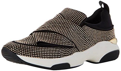 Carvela Lipstick NP, Sneaker Donna Black (Black/Comb)