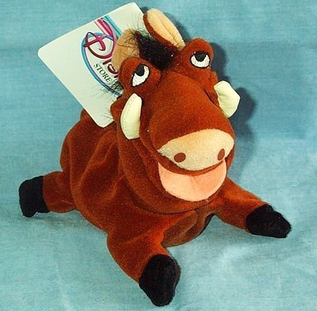 Bean Bag Plush Disney Lion King Pumbaa from Bean Bag Plush