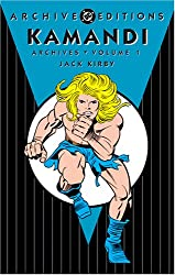 Kamandi - Archives, Volume 1 (DC Archive Editions)