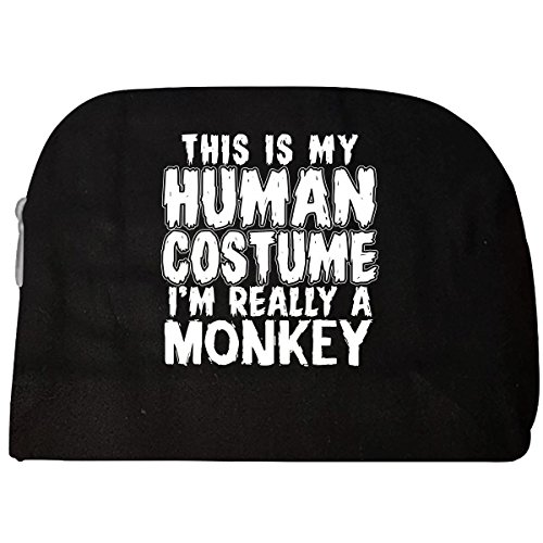 This Is My Human Costume I'm Really A Monkey - Cosmetic (Monkey Makeup Costume)