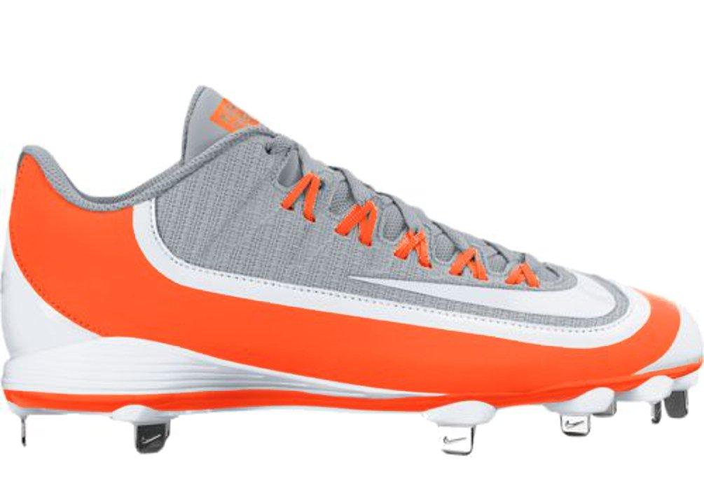 Nike メンズ B004TZNVOY 11.5C|SPORT RED/BLACK/METALLIC SILVER/WHITE SPORT RED/BLACK/METALLIC SILVER/WHITE 11.5C
