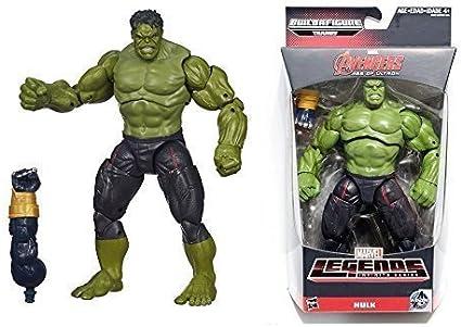 Marvel Leyendas De Lujo Hulk Rojo Figura De Acción Nueva
