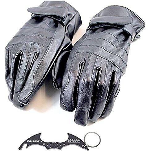 Gloves Halloween Costume Batman Keyring