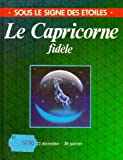 img - for Le Capricorne fid le book / textbook / text book