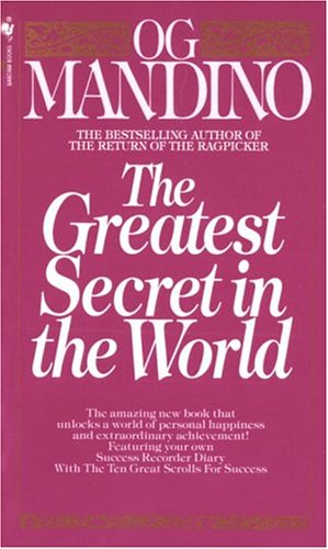Books : The Greatest Secret in the World