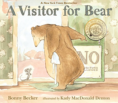 (A Visitor for Bear (Bear and Mouse))