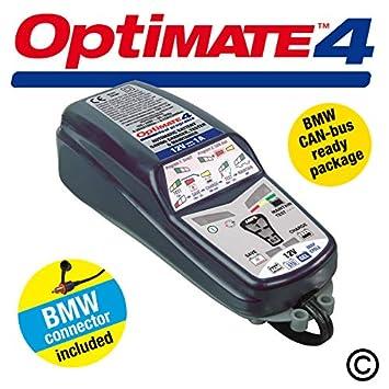 Optimate 4 CANbus compatible 12 V Cargador de batería ...