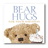 Bear Hugs for Your Birthday, Zondervan Publishing Staff, 031098663X