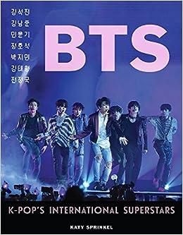 BTS: K-Pop's International Superstars: Triumph Books: 9781629376363