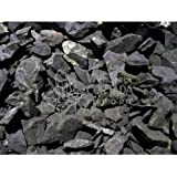 Mineral Import - Shungit en Bruto Pequeños (pack de 1 kg) - 1882VC