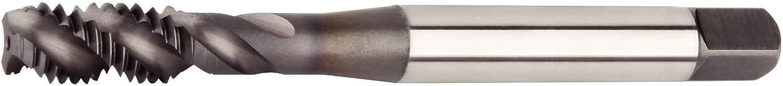 Right Hand Cut Semi Bottom Chamfer 4 Flutes Carbide WIDIA GTD VTSFT9776 VariTap VTSFT97 Multipurpose Tap 3//4-16 TiCN Coating
