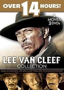 Lee Van Cleef Collection - 9 Movie Pack
