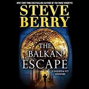 The Balkan Escape (Short Story) Audiobook