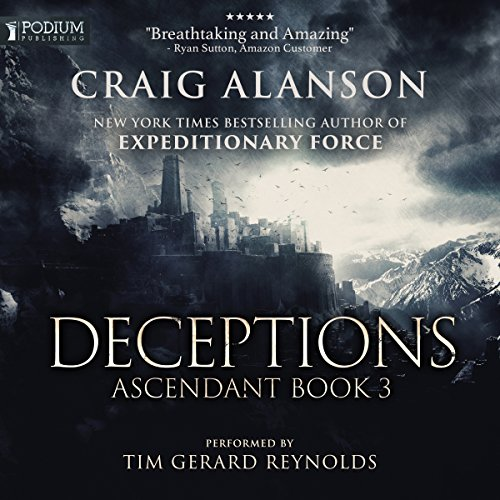 Deceptions: Ascendant, Book 3 cover