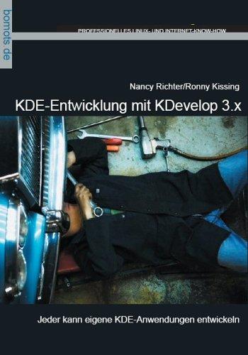 KDE-Entwicklung mit KDevelop 3.x