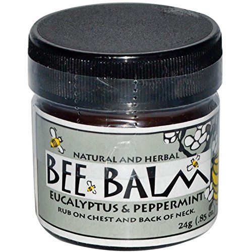 - Black Hills Honey Farm, Bee Balm, Sinus Remedy, Eucalyptus and Peppermint, 0.85 oz (24 g)