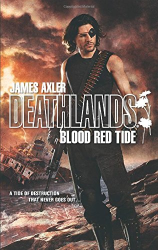 book cover of Blood Red Tide