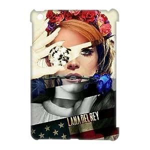 DIY iPad Mini Case, Zyoux Custom High Qualtiy 3D iPad Mini Shell Case - lana del rey