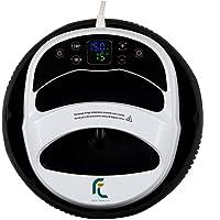 "FeiLian Easy Heat Press Machine for T Shirts Portable 12""×10"" Automatic Press Sublimation Machine and HTV Vinyl Machine…"