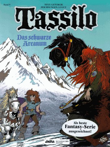 Tassilo, Bd.9: Das schwarze Arcanum