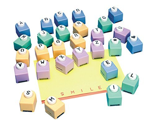 Alphabet Punch Ss Alphabet