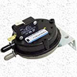 Intertherm Gas Furnace Vent Air Pressure Switch - Replacement for Part # 922486