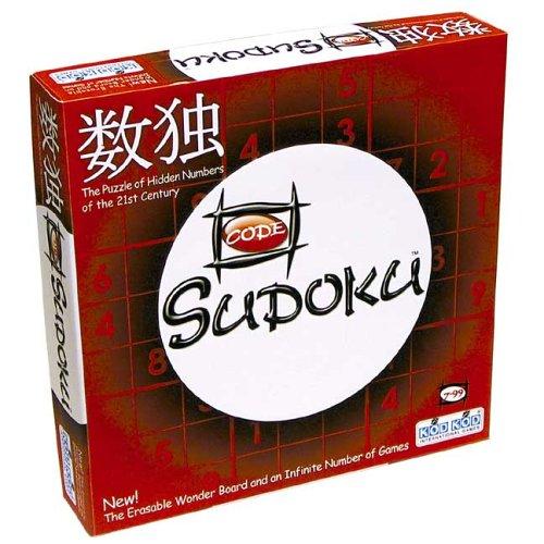 '' Gioco di originale di Sudoke di codice '' di KodKod KodKod International Games 7290010150434